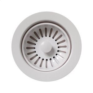 "Note: Fits all 3 1/2"" kitchen sinks except deep fireclay applications. Product Image"