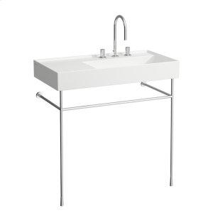 Chromed Washbasin frame, chromed, matching washbasin 810338 810339 Product Image