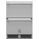 """24"""" Hestan Undercounter Refrigerator Drawer and Freezer Drawer - GRF Series Product Image"""