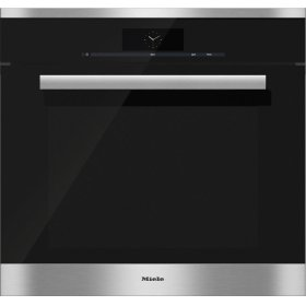 H 6880-2 BP 30 Inch Convection Oven - The multi-talented Miele for the highest demands.