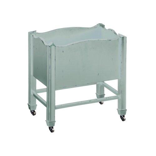 Sage Book Cart
