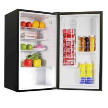 3.1 CF Counterhigh All Refrigerator - Black