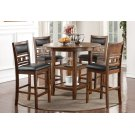 Gia Round Dining Table 5 Pc Set Product Image