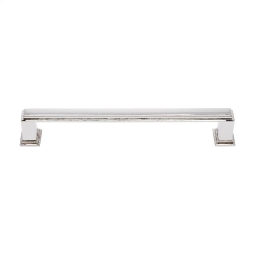 Polished Nickel 160 mm c/c Marquee Pull