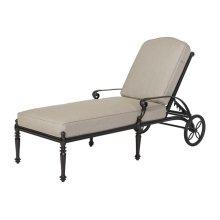 Grand Terrace Cushion Chaise Lounge