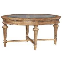 Wellington Hall Oval Coffee Table