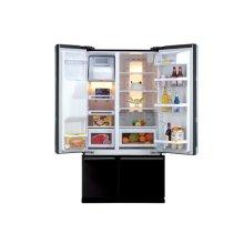 24.6 QuatroCooling Convertable Refrigerator