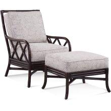 Santiago Chair and Ottoman
