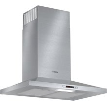 "300 Series HCP30E51UC 30"" Pyramid Canopy Chimney Hood Energy Star Series - Stainless Steel"