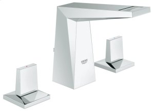 Allure Brilliant 8 Widespread Two-Handle Bathroom Faucet S-Size Product Image