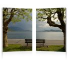 Baxton Studio Pristine View Mounted Photography Print Diptych Product Image