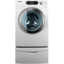 3.4 cu. ft. Washer (This is a Stock Photo, actual unit (s) appearance may contain cosmetic blemishes. Please call store if you would like actual pictures). This unit carries our 6 month warranty, MANUFACTURER WARRANTY and REBATE NOT VALID with this item. ISI 34120