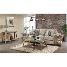 Rowan - Coffee Table - Rough-hewn Gray Finish