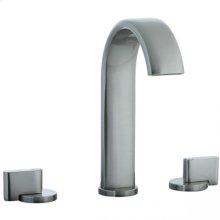 Techno M3 - 3 Hole Hi-Arch Widespread Lavatory Faucet - Polished Chrome