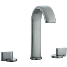 Techno M3 - 3 Hole Hi-Arch Widespread Lavatory Faucet - Polished Chrome
