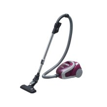 Bagless Dual Cyclonic System Canister Vacuum MC-CL433