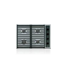 "30"" Transitional Gas Cooktop - 4 Burners - Floor Model"