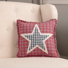 Hatteras Star Pillow 12x12