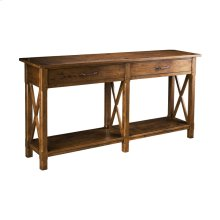Classic Elements Console Table
