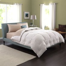 Twin Extra Warmth Down Comforter