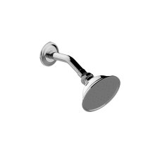 "5"" Elegant Showerhead with Shower Arm"