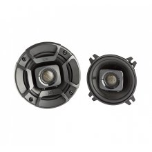 "DB+ Series 4"" Coaxial Speakers with Marine Certification in Black"