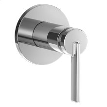 Stoic Wall Valve Trim Only - Cy Handle - Polished Chrome