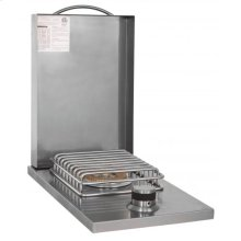 Blaze Drop-In Single Side Burner, With Fuel Type - Natural Gas