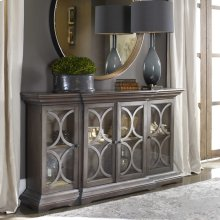 Belino 4 Door Cabinet