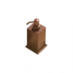 Soap Dispenser - SP100 Silicon Bronze Brushed Product Image
