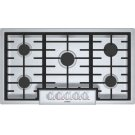 Benchmark® Gas Cooktop 36'' Stainless steel NGMP656UC Product Image