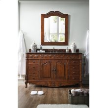 "Saint James Classico 60"" Single Bathroom Vanity"