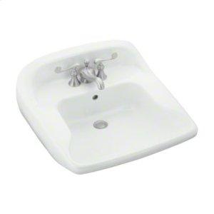 """Worthington™ 21"""" x 22"""" Barrier-Free Lavatory - White Product Image"""
