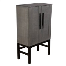 Bring Versatile Storage Pieces Into the Modern Age. This Armoire Lends Itself To Application In the Dining Room, Kitchen, Living Room and Bedroom. Its Simple, Elegant Design Brings Order To Chaos In an Increasingly Cluttered World.