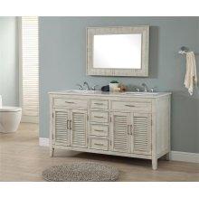 4 Drw 4 Dr Vanity Sink
