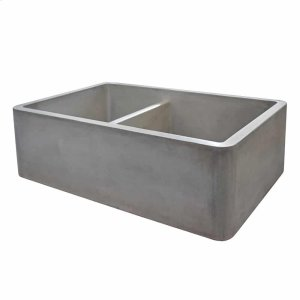Farmhouse Double Bowl in Ash Product Image