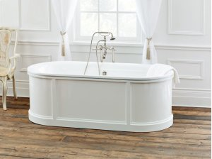 BUCKINGHAM Cast Iron Bathtub Product Image