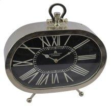 Bond Street Oval Clock