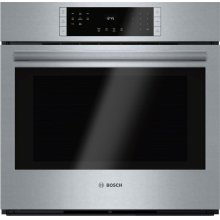800 Series Single Wall Oven 30'' Stainless steel HBL8451UC