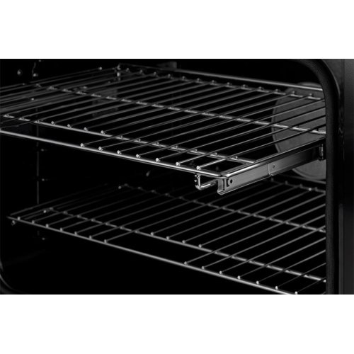 """REFURBISHED - BIG SAVINGS - Heritage 27"""" Single Wall Oven, Silver Stainless Steel with Epicure Style Handle / MODEL HWO127ES / 6 MONTH WARRANTY"""