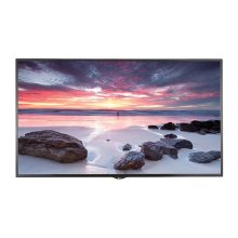 49'' class (48.5'' diagonal) UH5B Ultra HD Smart Platform