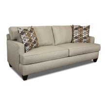 Caliente-straw Loveseat 25B2