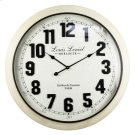Louis Leniel Wall Clock Product Image
