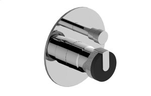 MOD+ Pressure Balancing Valve Trim with Handle and Diverter Product Image