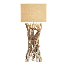 Explorer Driftwood Table Lamp