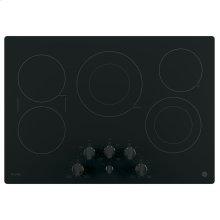 "GE Profile™ Series 30"" Built-In Knob Control Electric Cooktop - Floor Model"