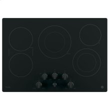 "GE Profile™ 30"" Built-In Knob Control Electric Cooktop"