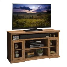 "Colonial Place 62"" Tall TV Cart"