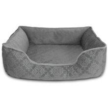 Comfy Pooch Damask Flocked Pet Bed HD83-451