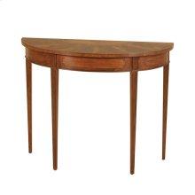 HEPPLEWHITE CONSOLE TABLE